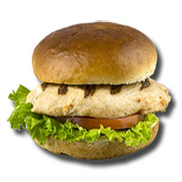 Premium Grilled Chicken Sandwich